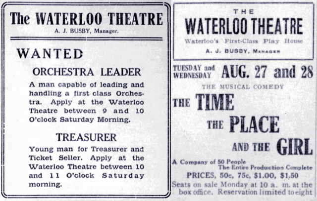 Waterloo Theatre