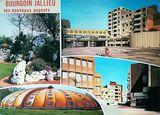 Postcard that includes the Cinema Saint-Michel.