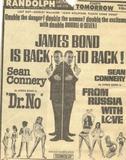 JAMES BOND DOUBLE FEATURE
