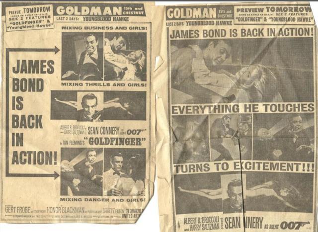 GOLDFINGER(1964)