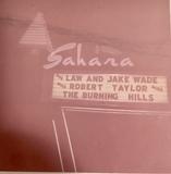 Sahara sign