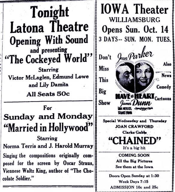 Latona Theatre