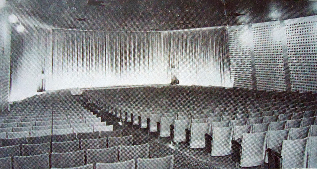 Kennedy Road Cinema auditorium