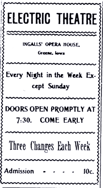 Ingalls' Opera House