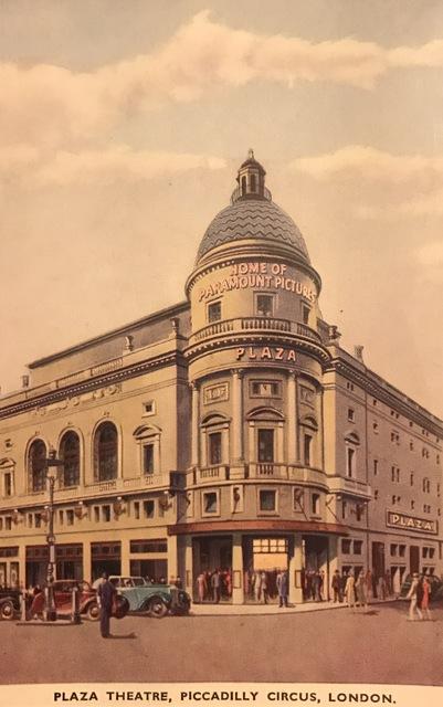 Plaza Regent Street.