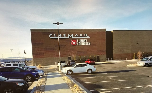 Cinemark Spanish Fork and XD