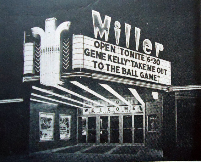 Miller Theatre exterior