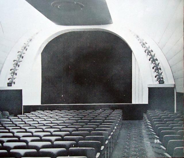 Three Lakes Theatre auditorium