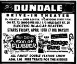 Dundale Drive-In