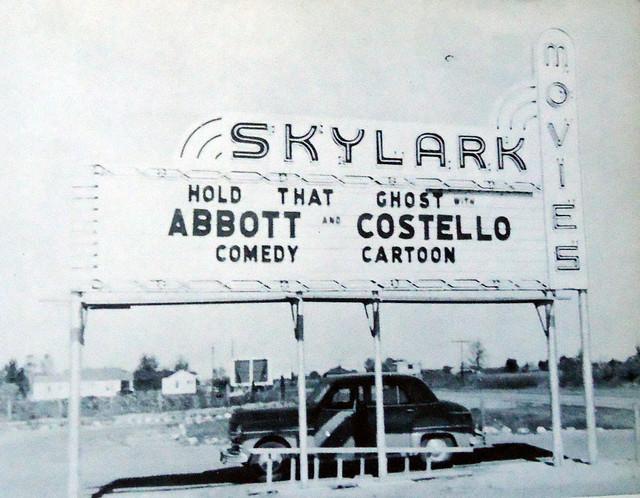 Skylark Drive-In
