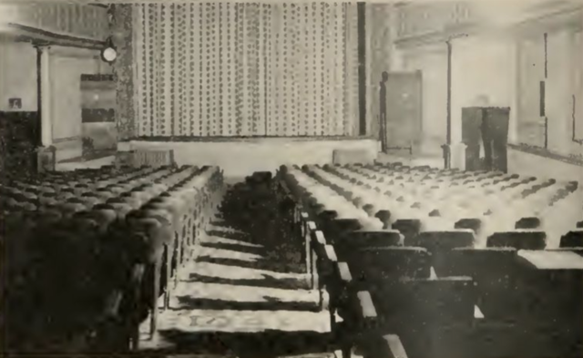 Star Theatre Auditorium, 1949
