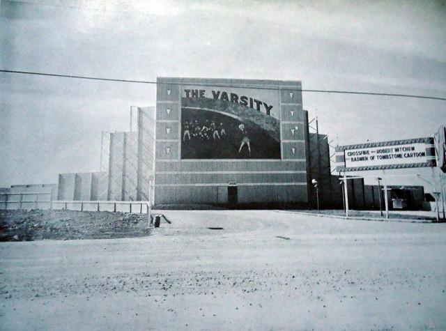 Varsity Drive-In exterior