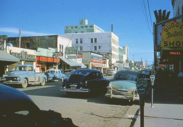 1952 photo via Bill Kelder.