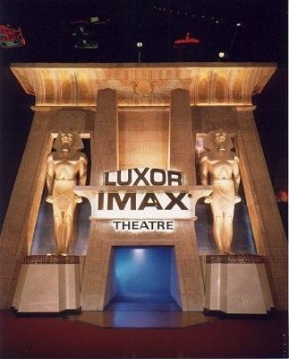 Luxor IMAX Theatre