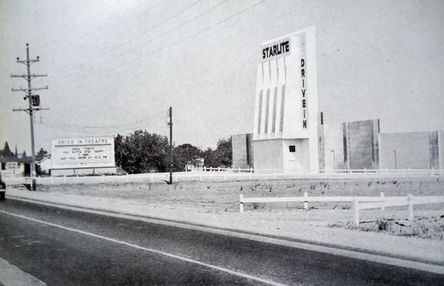 Starlite Drive-In exterior