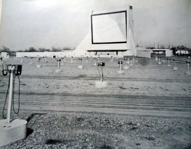 Sky vue drive in theater