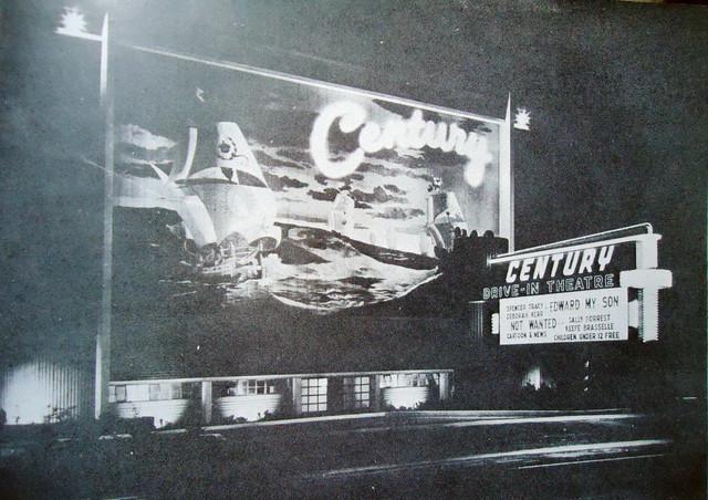 Century Drive-In exterior