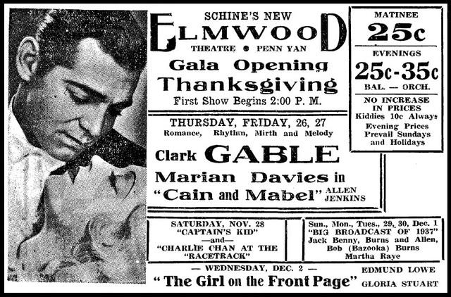 NOVEMBER 26, 1936
