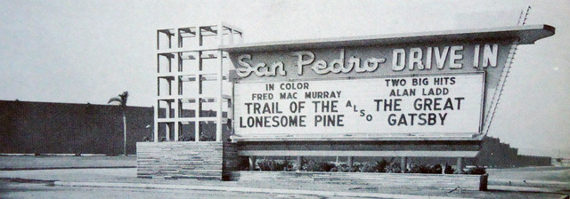 San Pedro Drive-In exterior