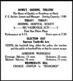 NOVEMBER 1, 1915
