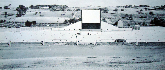 Dubuque Drive-In field