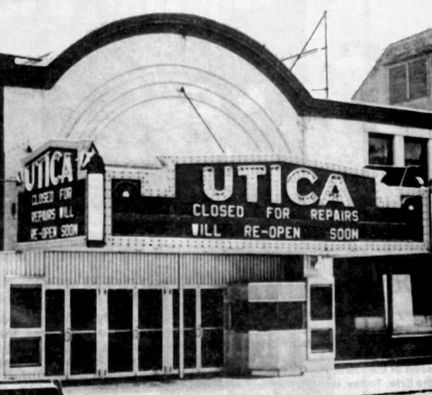 Utica Theatre