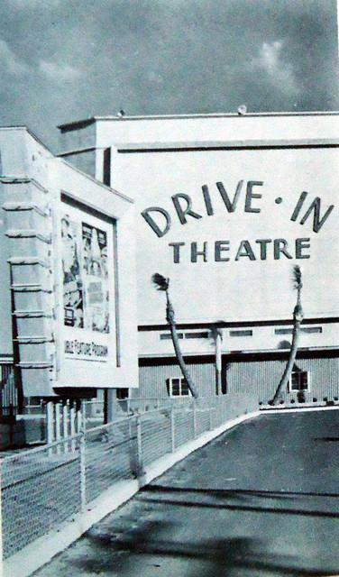 Drive-In Theatre exterior