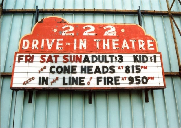 222 Drive-In