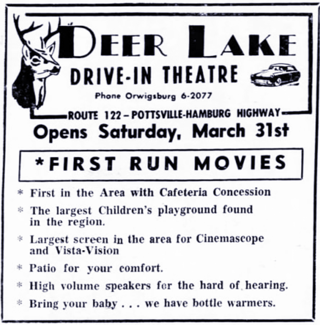 Deer Lake Drive-In