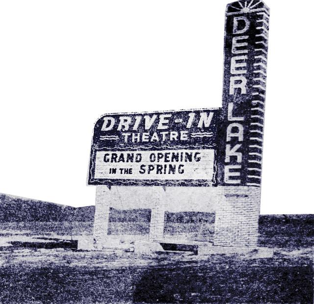 Deer Lake Drive-In