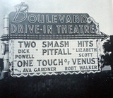 Boulevard Drive-In exterior