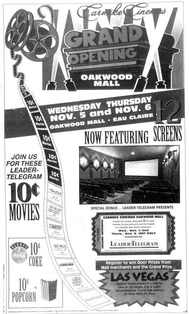 AMC Classic Oakwood 12