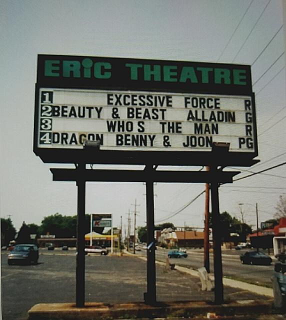 Eric Theater