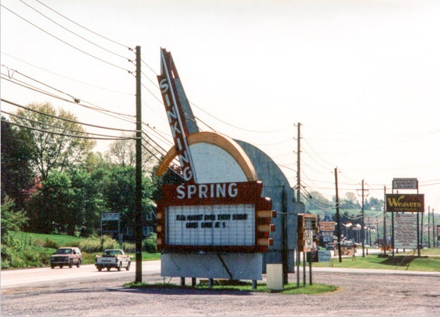Sinking Spring Drive-In