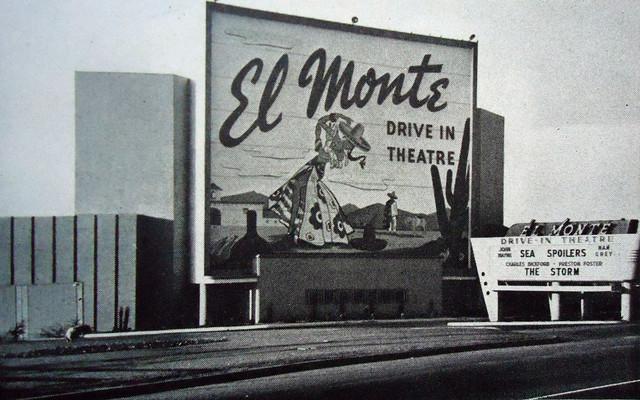 El Monte Drive-In exterior