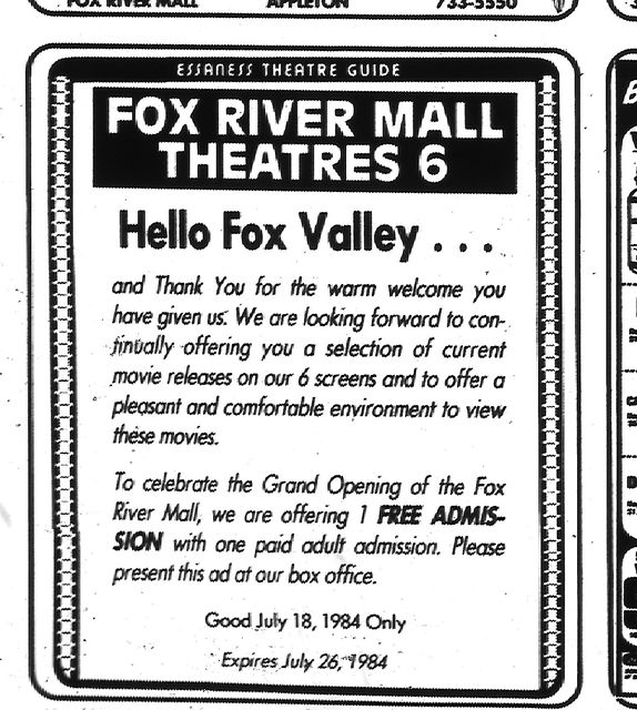 Fox River 10 Theatres