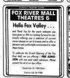 Fox River 10 Theatres