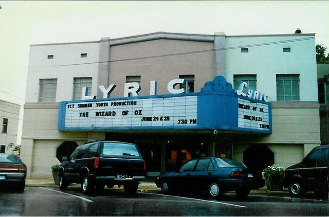 Lyric Theatre  Tupelo, MS  June 1996