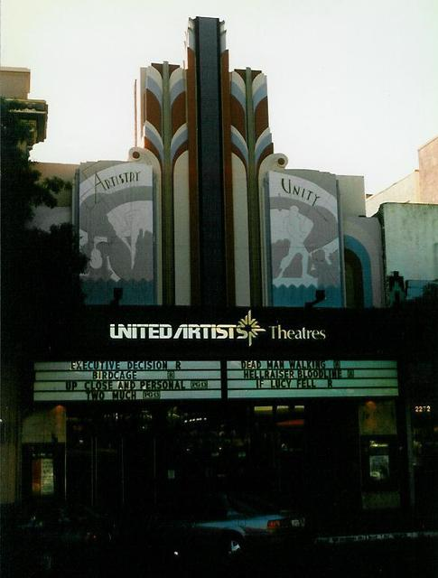 UA Berkeley  Berkeley, CA  March 1996