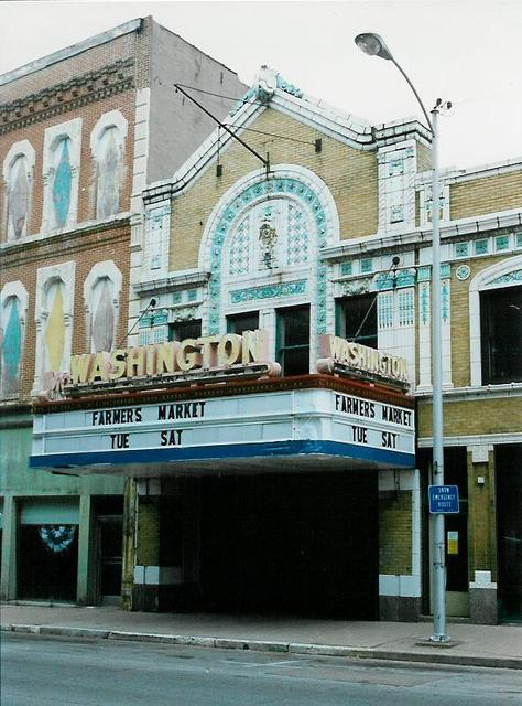 Washington Theatre  Quincy, IL  June 1995