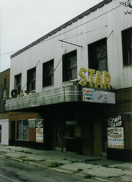 Star Theatre  Hannibal, MO  June 1995