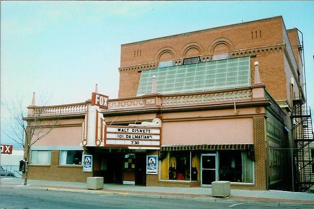 Fox Theatre  Trinidad, CO  December 1996