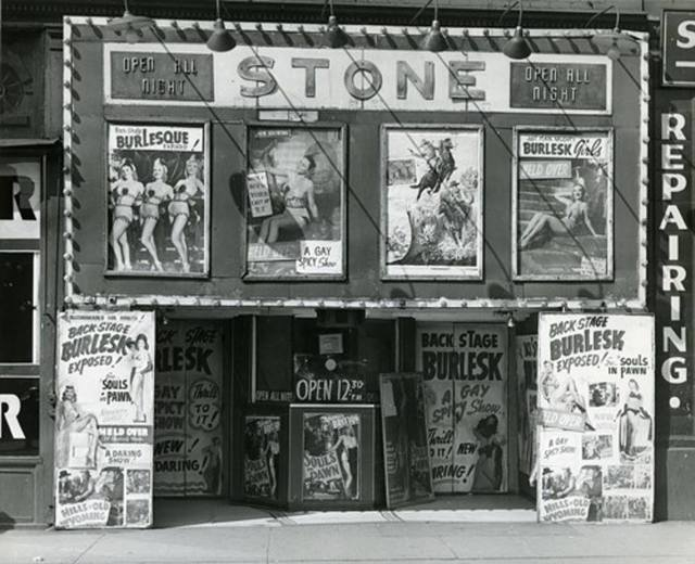 1948 photo via Katica Doyle.
