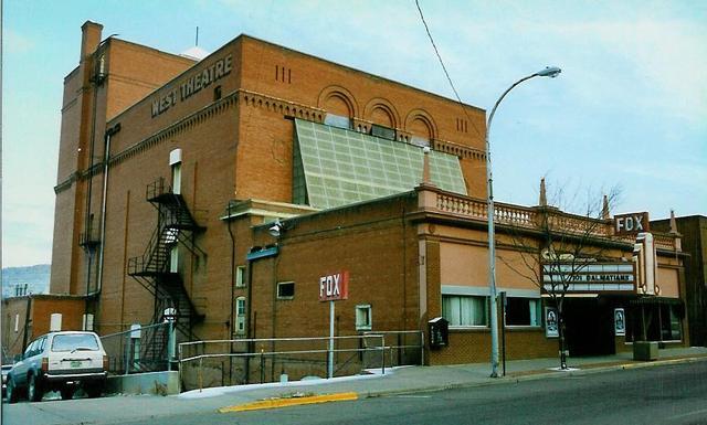 Fox Theatre  Trinidad, CO  December 1996