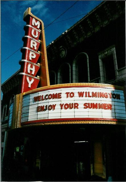Murphy Theatre  Wilmington, OH  August 1996
