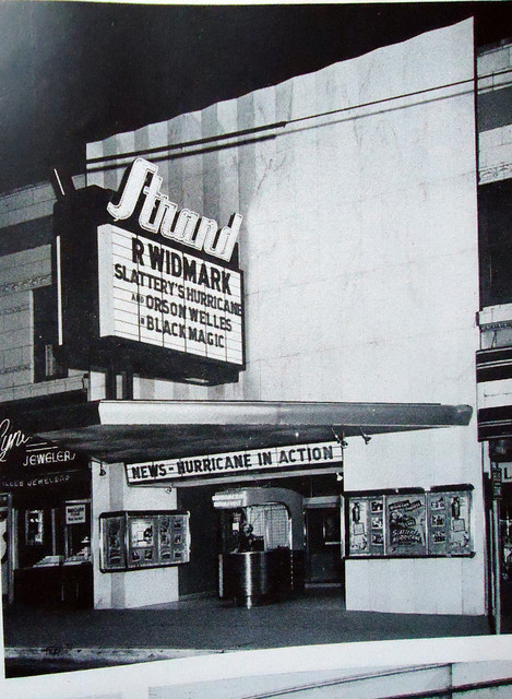 Strand Theatre exterior (after remodel)