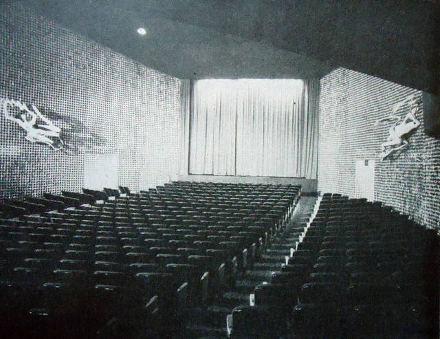 Victoria Theatre auditorium