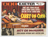 CARRY ON CLEO (RELEASE NOVEMBER 1964)