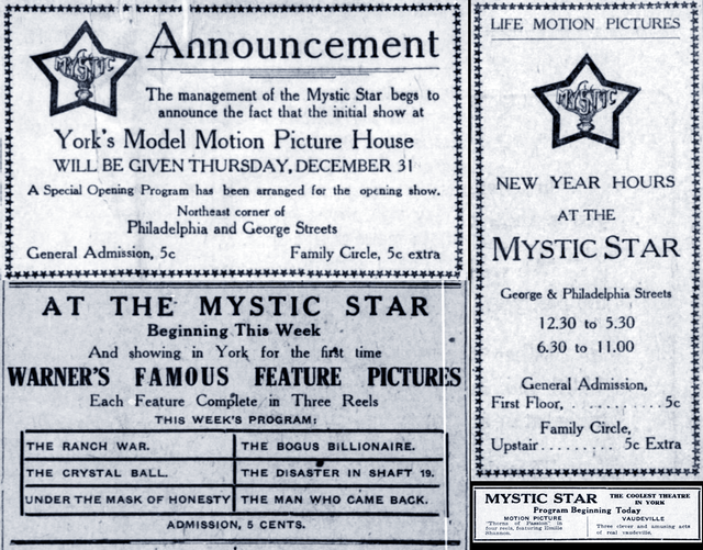 Mystic Star Theatre