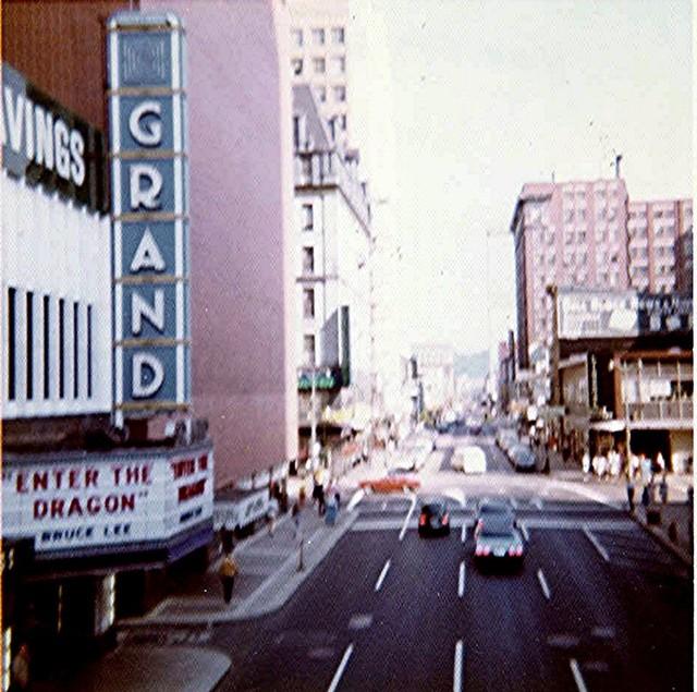 ENTER THE DRAGON(1973)